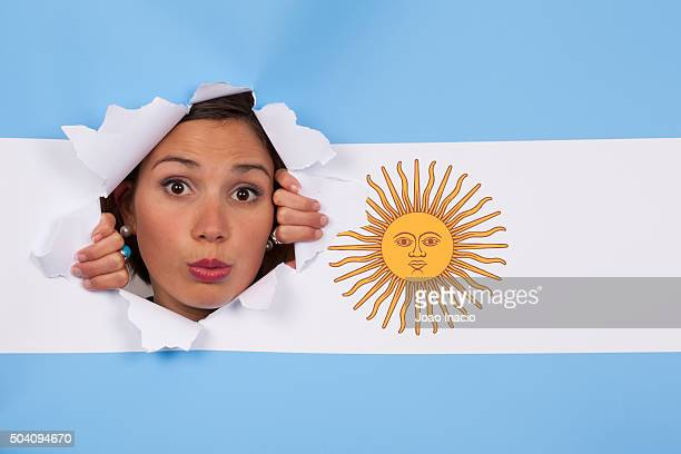Argentinian Supporter