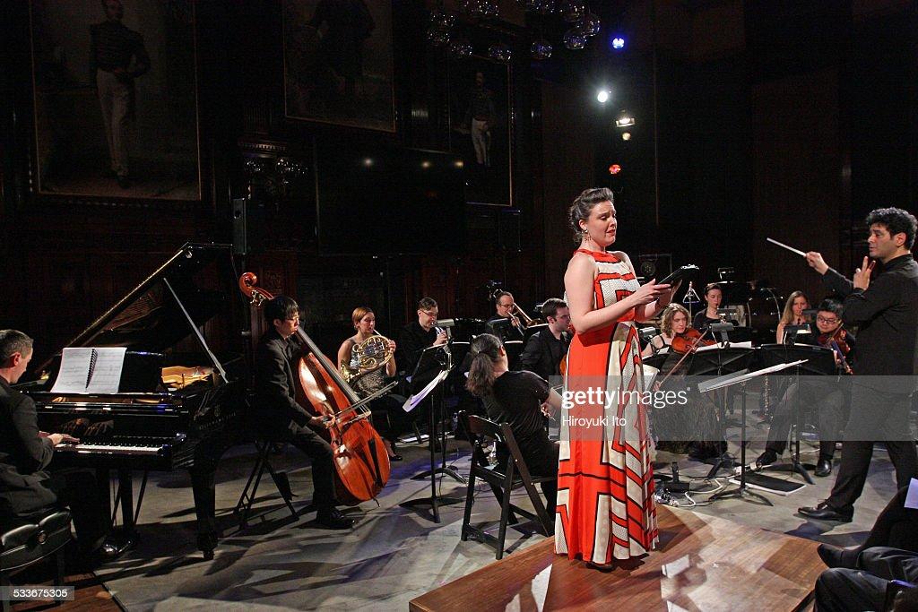 Mahler In New York : News Photo