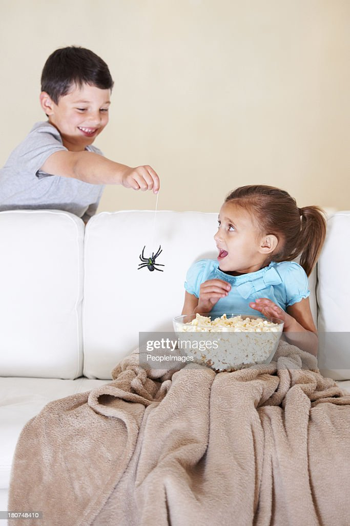 Argh! What's that!! : Stock Photo