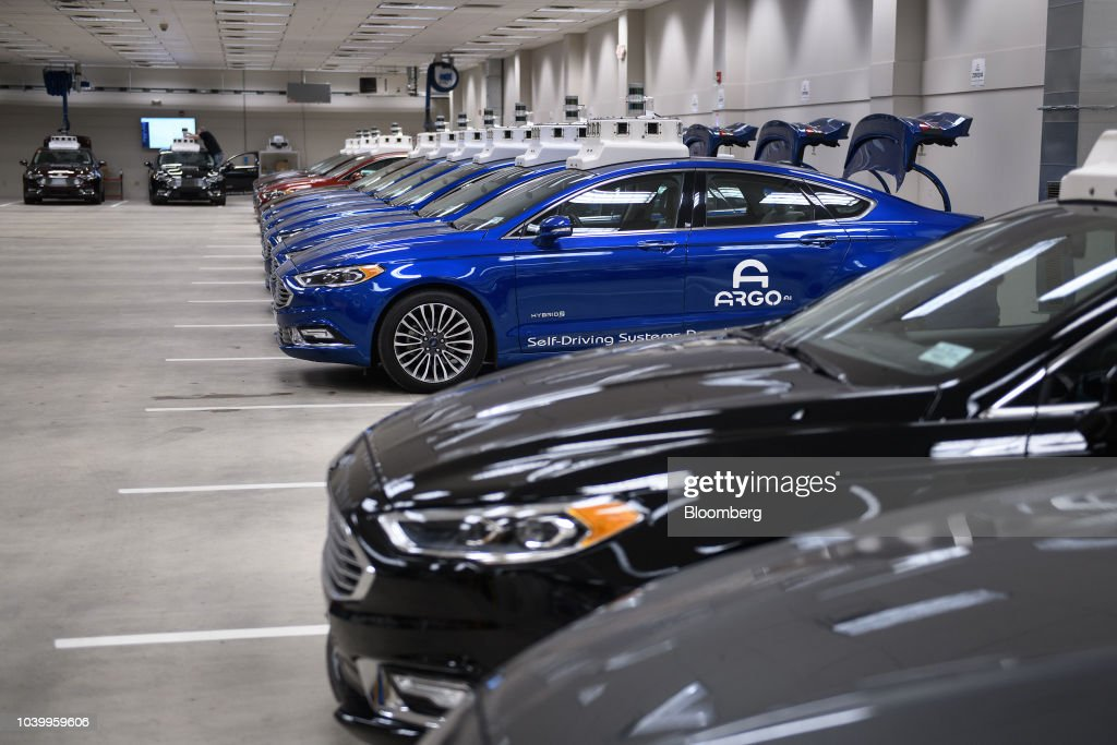 Driverless Startup Argo AI's Mission To Save The Future Of Ford