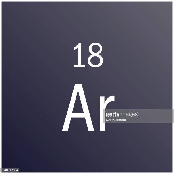 Argon Most abundant of the noble gases it is used especially in incandescent lamps and in welding