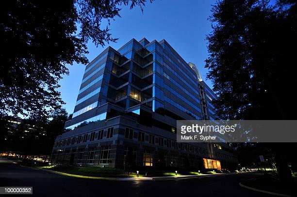 Argon ST's Corporate Headquarters at 12701 Fair Lakes Circle Fairfax VA 22033