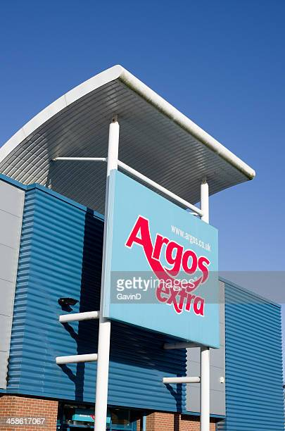 argos mayor tienda minorista ashford kent - ashford kent fotografías e imágenes de stock