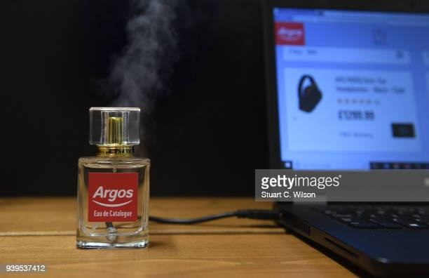 Argos is to release 'Eau De Catalogue' on the 1st of April a bespoke catalogue USBpowered diffuser scent as part of a trial to retain elements of the...