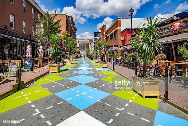 argyle street in halifax - halifax nova scotia stock pictures, royalty-free photos & images