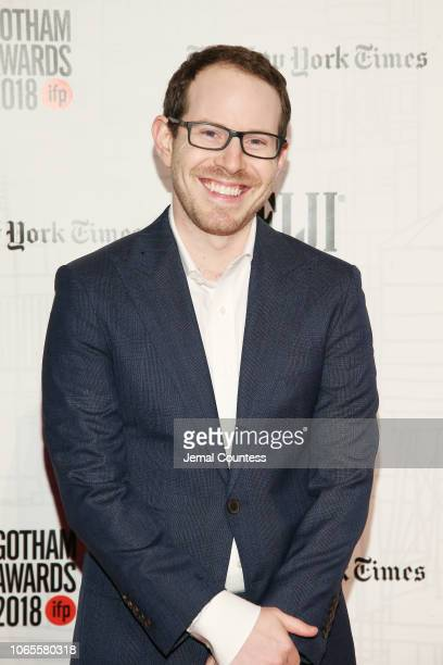 Ari Aster attends IFP's 28th Annual Gotham Independent Film Awards at Cipriani Wall Street on November 26 2018 in New York City