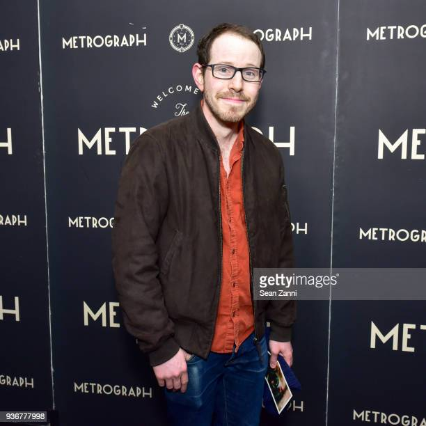 Ari Aster attends Metrograph 2nd Anniversary Party at Metrograph on March 22 2018 in New York City