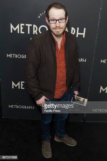 Ari Aster attends Metrograph 2nd Anniversary party at Metrograph