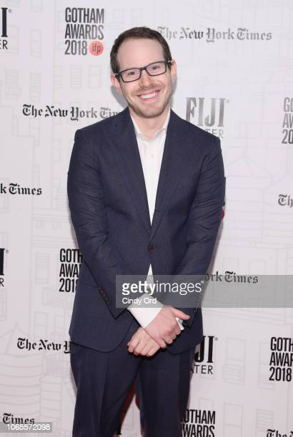 Ari Aster attends the 2018 IFP Gotham Awards with FIJI Water at Cipriani Wall Street on November 26 2018 in New York City