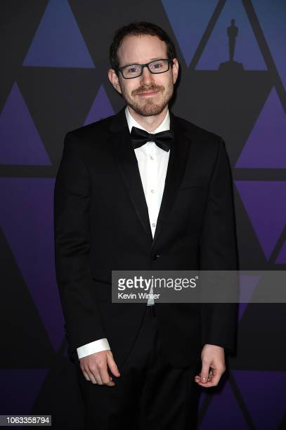 Ari Aster attends the Academy of Motion Picture Arts and Sciences' 10th annual Governors Awards at The Ray Dolby Ballroom at Hollywood Highland...