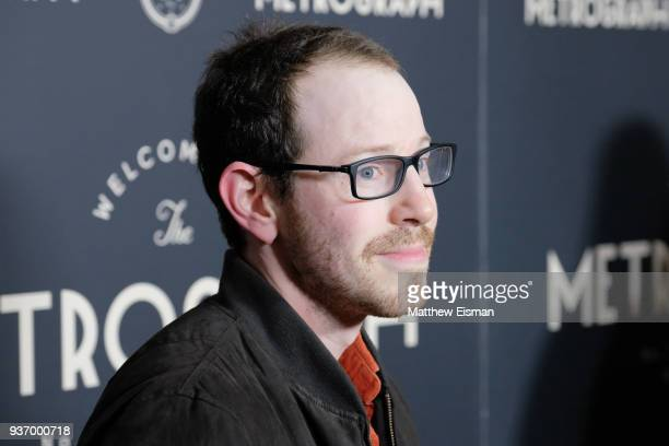Ari Aster attends the Metrograph 2nd Anniversary Party at Metrograph on March 22 2018 in New York City