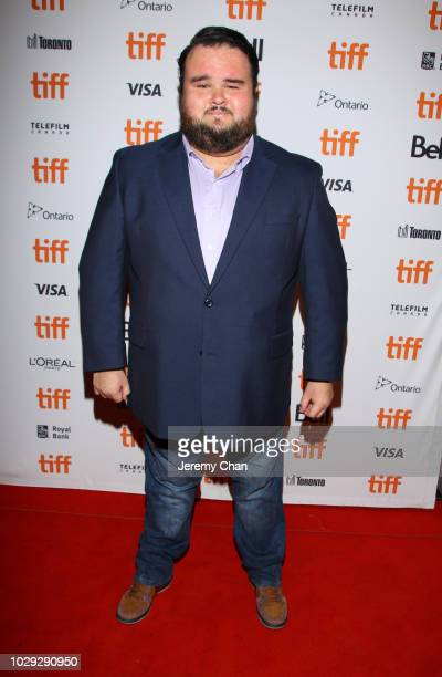 Ari Barkan attends the 'Skin' premiere during 2018 Toronto International Film Festival at Winter Garden Theatre on September 8 2018 in Toronto Canada