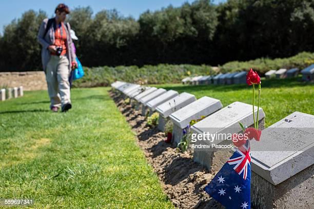 Ari Burnu cemetery, world war one