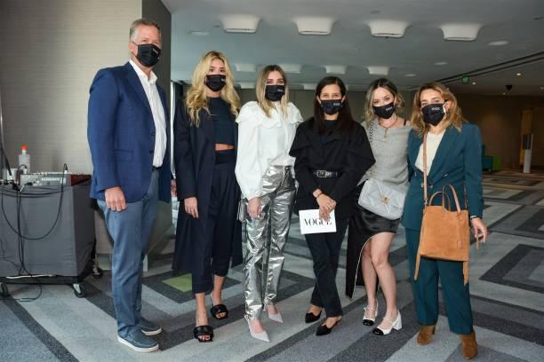 MEX: Espacio Vogue - Inauguration Day