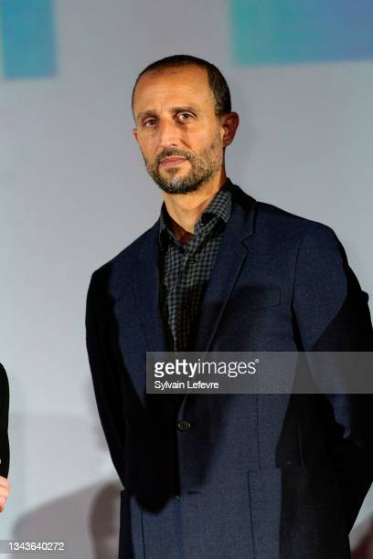 Arié Elmaleh attends the closing ceremony on day five of the Valenciennes Film FestivalSeptember 28, 2021 in Valenciennes, France.