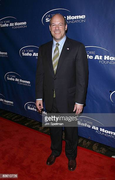 Ari Fleischer attends the 6th annual Joe Torre Safe at Home Foundation Gala at Pier 60 at Chelsea Piers on November 7 2008 in New York City