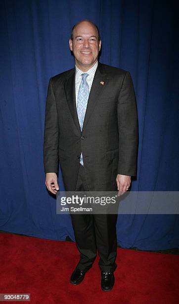 Ari Fleischer attends the 7th annual Safe at Home gala at Pier Sixty at Chelsea Piers on November 13 2009 in New York City