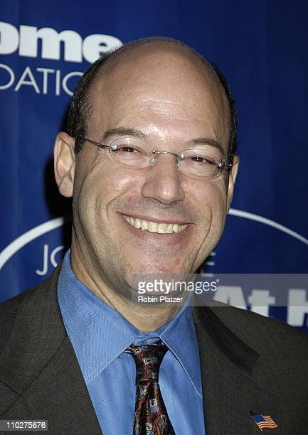 Ari Fleischer during Joe Torre Safe at Home Foundation's Third Annual Gala at Pierre Hotel in New York City New York United States
