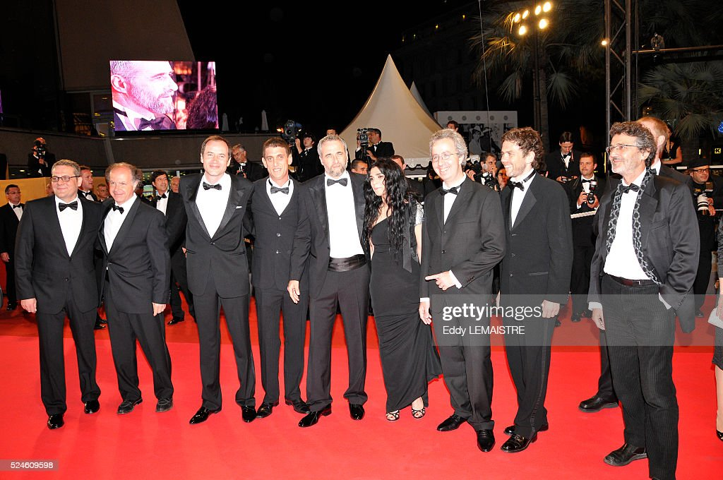"France - ""Waltz With Bashir"" Premiere - 61st Cannes Film Festival : News Photo"