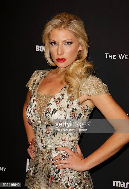 Ari Graynor arrives at the Weinstein Company Golden Globes AfterParty