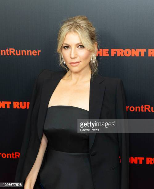 Ari Graynor attends premiere The Front Runner at Museum of Modern Art