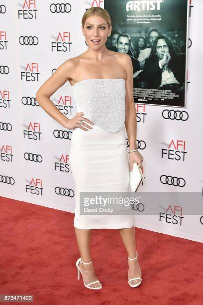 Ari Graynor attends the AFI FEST 2017 Presented By Audi Screening Of 'The Disaster Artist' Arrivals at TCL Chinese Theatre on November 12 2017 in...