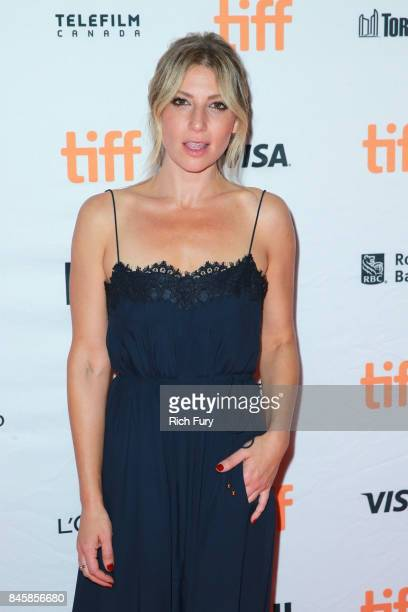 Ari Graynor attends The Disaster Artist premiere during the 2017 Toronto International Film Festival at Ryerson Theatre on September 11 2017 in...