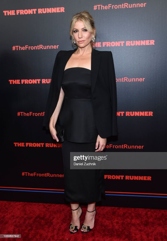 """""""The Front Runner"""" New York Premiere : News Photo"""