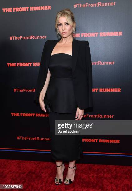 Ari Graynor attends 'The Front Runner' New York Premiere at Museum of Modern Art on October 30 2018 in New York City