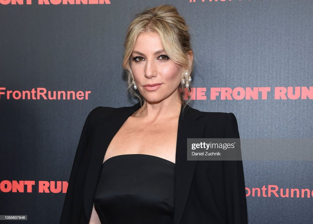 """The Front Runner"" New York Premiere : News Photo"