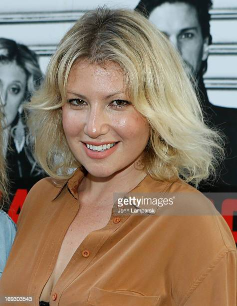 Ari Graynor attends the 'Murder Ballad' Opening Night at the Union Square Theatre on May 22 2013 in New York City