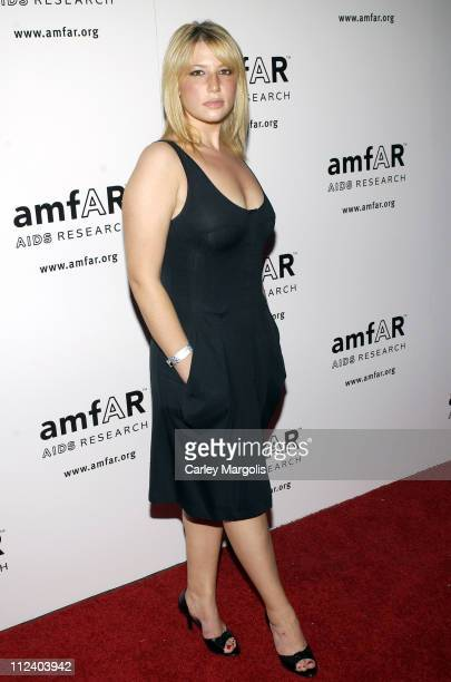 Ari Graynor during 14th Annual amfAR Rocks Benefit at Tavern on the Green in New York City New York United States