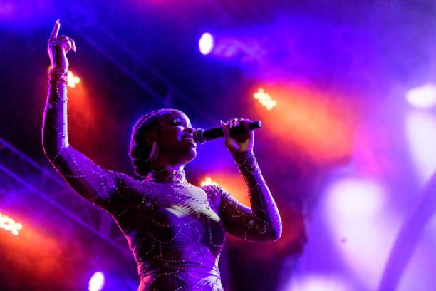 NY: 43rd Annual BRIC Celebrate Brooklyn! Festival Opening Night - Ari Lennox, KAMAUU & Nesta