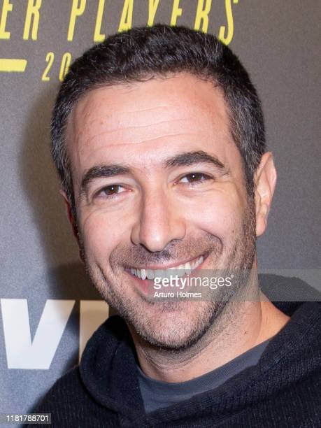 Ari Melber attends Billboard 2019 Hip Hop Power Players at Union West Events on October 17 2019 in New York City