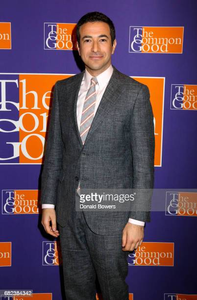 Ari Melber attends The 2017 Common Good Forum at University Club on May 12 2017 in New York City