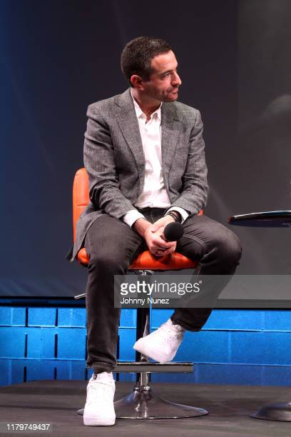 Ari Melber attends Things Done Changed Celebrating The 25th Anniversary Of The Notorious BIG's Ready To Die at BRIC on October 06 2019 in New York...
