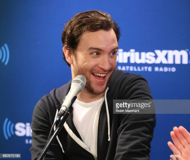 Ari Millen visits SiriusXM's Entertainment Weekly Radio at SiriusXM Studios on June 6 2017 in New York City