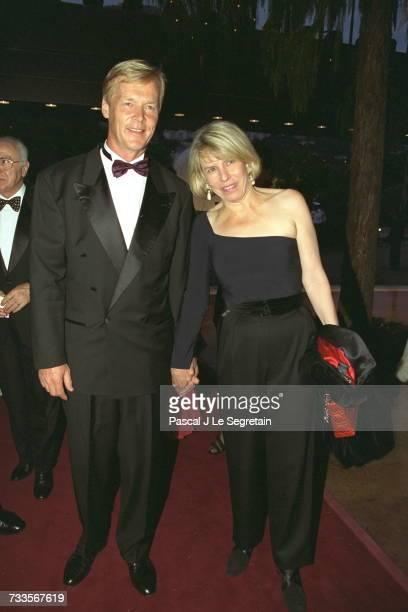 Ari Vatanen and his wife