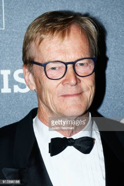 Ari Vatanen attends the 33nd International Automobile Festival At Hotel des Invalides on January 30 2018 in Paris France