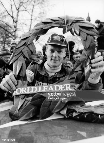 Ari Vatanen the World Rally Champion 1981 His international break was in the 1976 British Rally Championship His first World Rally Championship was...