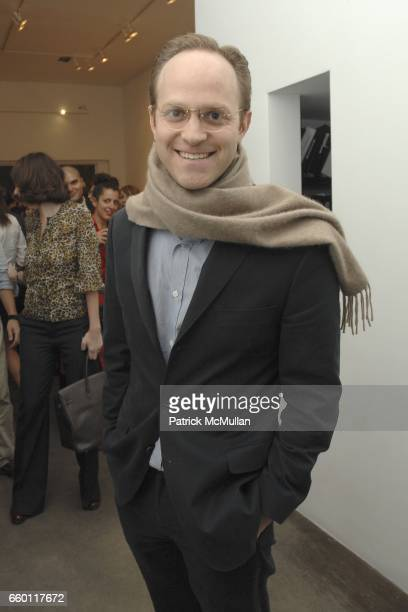 Ari Wiseman attends SHE Images of women by Wallace Berman and Richard Prince Opening at Michael Kohn Gallery on January 15 2009 in Beverley Hills...