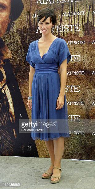 Ariadna Gil during Alatriste Photo Call in Madrid August 29 2006 in Madrid Spain