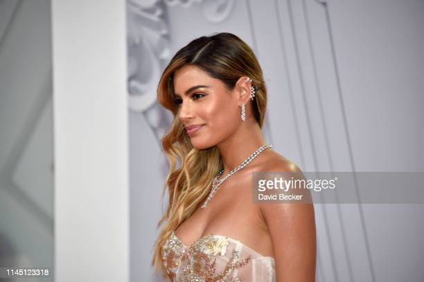 Ariadna Gutiérrez attends the 2019 Billboard Latin Music Awards at the Mandalay Bay Events Center on April 25 2019 in Las Vegas Nevada