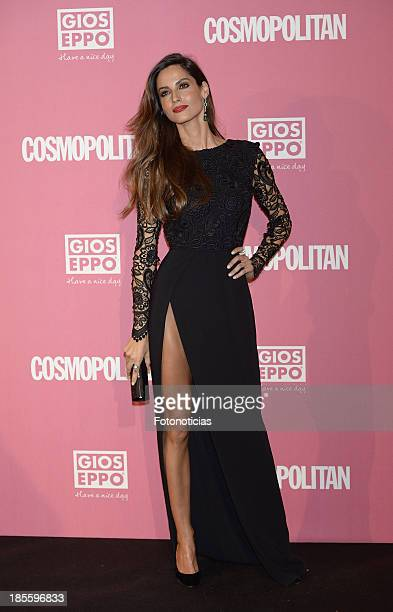 Ariadne Artiles attends Cosmopolitan Fun Fearless Female Awards 2013 at the Ritz Hotel on October 22 2013 in Madrid Spain