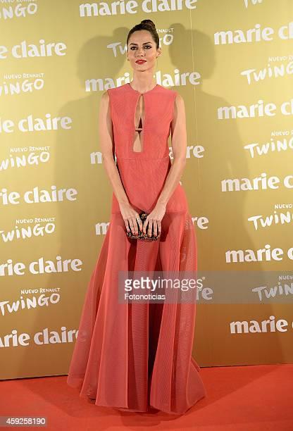 Ariadne Artiles attends the 2014 Marie Claire Prix de la Mode at Callao Theater on November 19 2014 in Madrid Spain