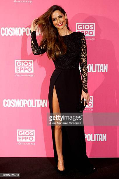 Ariadne Artiles attends the Cosmopolitan Fun Fearless Female Awards 2013 at the Ritz Hotel on October 22 2013 in Madrid Spain