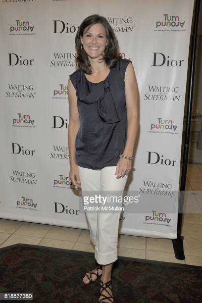Ariadne CalvoPlatero attends WAITING FOR SUPERMAN Screening and Dinner at UA Southampton and Private Residence on August 29 2010 in Southampton NY