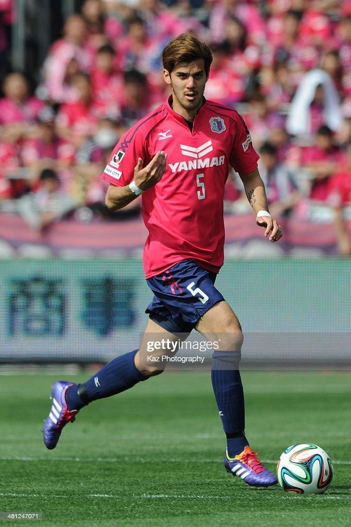 Cerezo Osaka v Albirex Niigata - J.League 2014 : News Photo