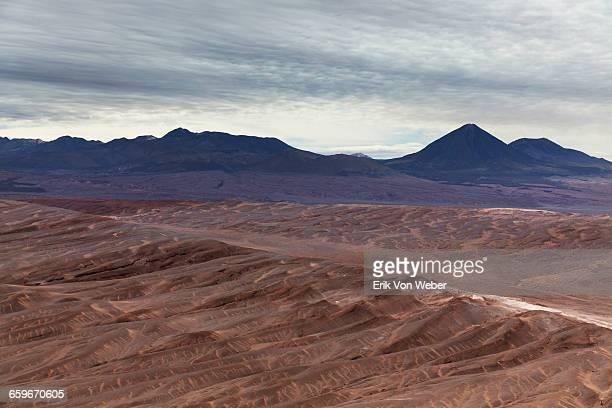 Arial landscapes of the Atacama desert