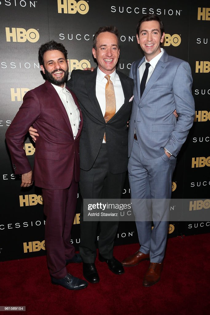 'Succession' New York Premiere : ニュース写真